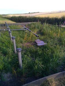 Épuration des eaux de ruissellement d'un centre de traitement de déchets - Yvelines (78)