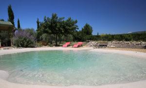 Baignade Naturelle BlueSET Camping HPA