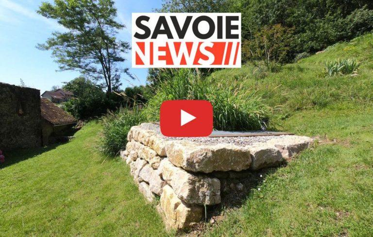 SavoieNews - Phytoépuration BlueSET Faucher Paysages